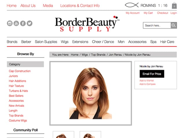 Border Beauty Supply
