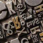 Typography & Iconography